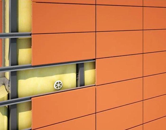 pareti ventilate